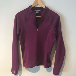 Outdoor Research Zip Neck Fleece